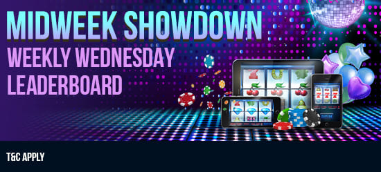 Take part in the Midweek Showdown
