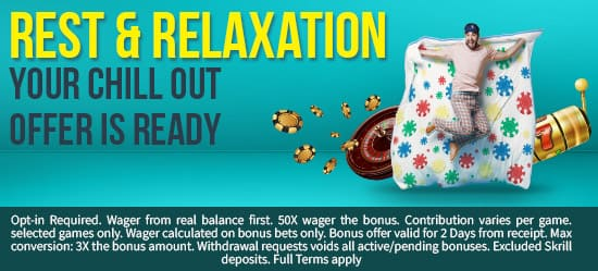 How to Get a Rest and Relaxation Promotion