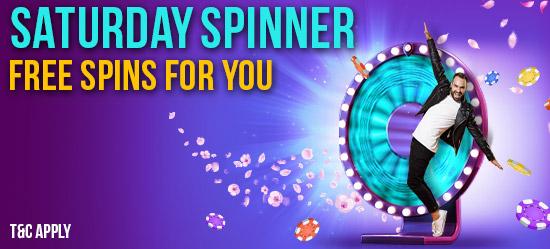 Saturday Spinner