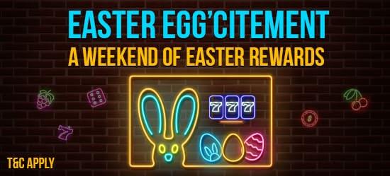 Easter Egg'citement