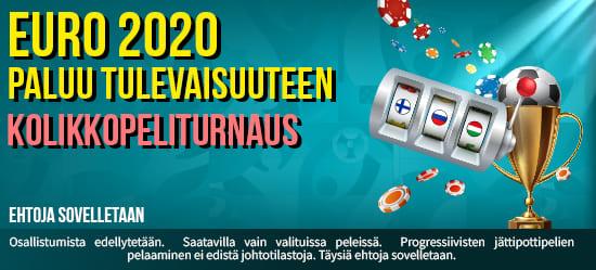 Euro 2020 – Paluu tulevaisuuteen