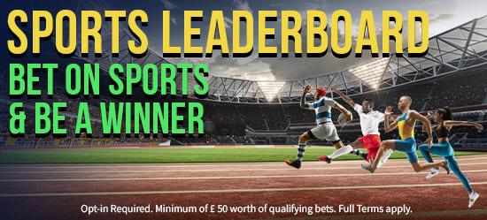 Sports Leaderboard
