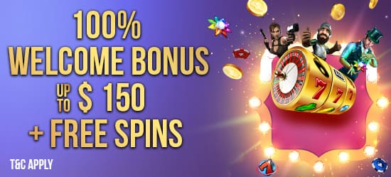 100% up to R3,000 + Free Spins