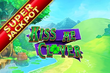 Kiss Me Clover Jackpot Slot