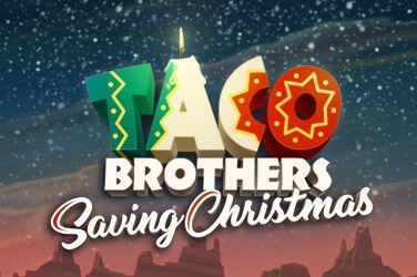 Play Taco Bros. Save Christmas Slots on HippoZino