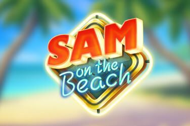 Sam on the Beach Slot Machine