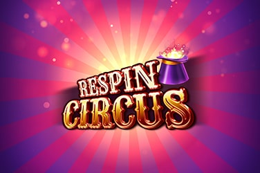 Play Respin Circus Slots on HippoZino