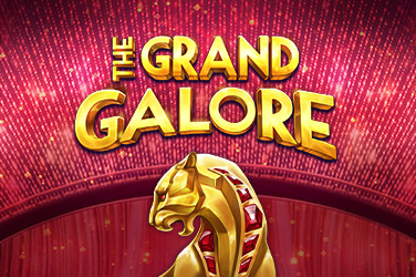 Play The Grand Galore Slots on HippoZino