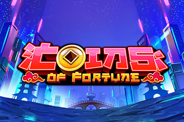 Play Coins of Fortune Slots on HippoZino