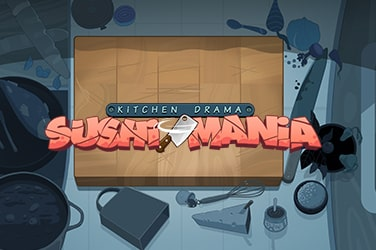 Play Kitchen Drama: Sushi Mania Slots on HippoZino
