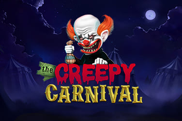 Play The Creepy Carnival Slots on HippoZino