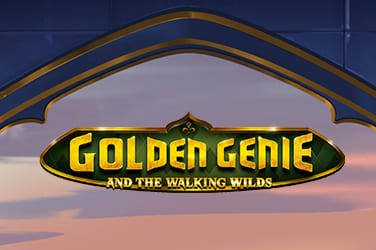 Play Golden Genie and the Walking Wilds Slots on HippoZino