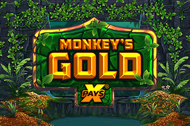 Play Monkey's Gold xPays Slots on HippoZino