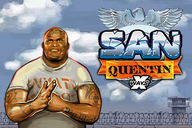 Play San Quentin xWays Slots on HippoZino