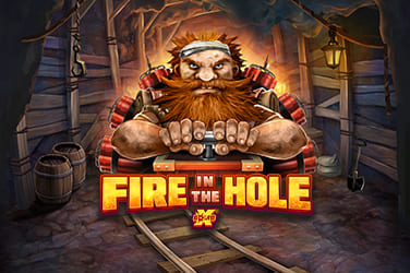 Play Fire In The Hole xBomb Slots on HippoZino