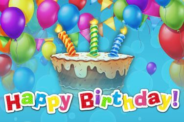Play Happy Birthday! Slots on HippoZino