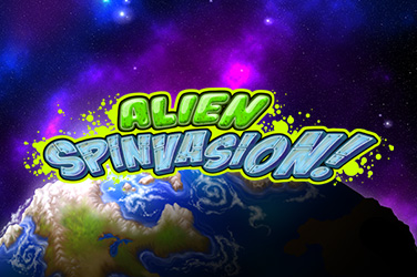 Play Alien Spinvasion Slots on HippoZino