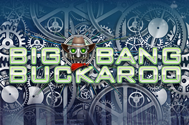 Play Big Bang Buckaroo Slots on HippoZino