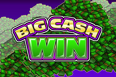 Play Big Cash Win Slots on HippoZino