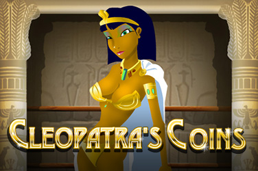 Play Cleopatra's Coins Slots on HippoZino