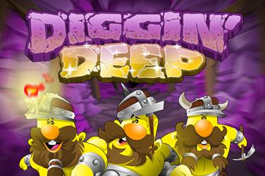 Play Diggin' Deep Slots on HippoZino