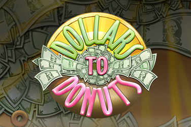 Play Dollars to Donuts Slots on HippoZino