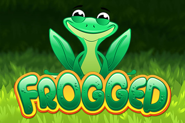 Play Frogged Slots on HippoZino