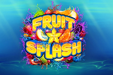 Play Fruit Splash Slots on HippoZino
