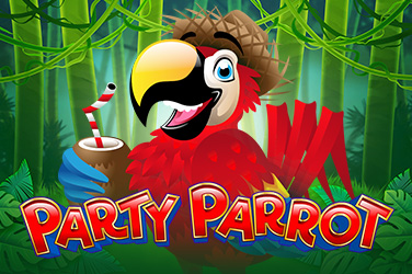 Play Party Parrot Slots on HippoZino
