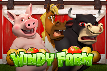 Play Windy Farm Slots on HippoZino