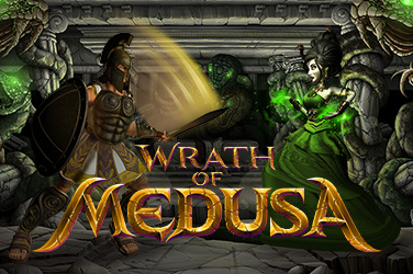 Play Wrath of Medusa Slots on HippoZino