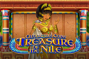 Play Treasure of the Nile Slots on HippoZino