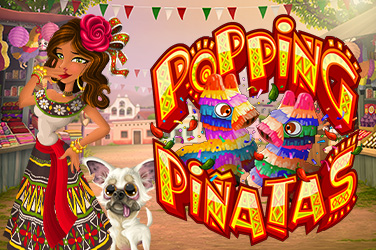 Play Popping Pinatas Slots on HippoZino