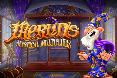 Play Merlin's Mystical Multipliers Slots on HippoZino