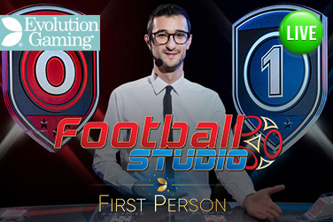 Play Football studio Live on HippoZino Casino