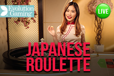 Play Japanese Roulette Live on HippoZino