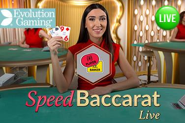 Speed Baccarat Q