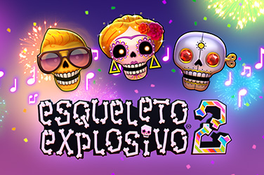 Play Esqueleto Explosivo 2 Slots on HippoZino
