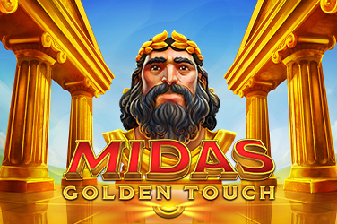 Play Midas Golden Touch Slots on HippoZino