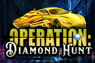 Play Operation: Diamond Hunt Slots on HippoZino