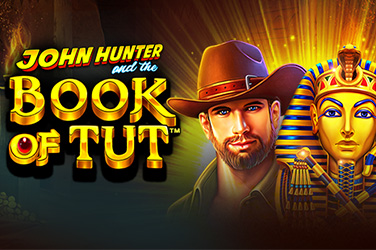 Play John Hunter and the Book of Tut™ Slots on HippoZino