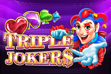 Play Triple Jokers™ Slots on HippoZino