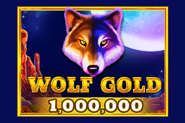 Play Wolf Gold™ 1,000,000 Casual on HippoZino