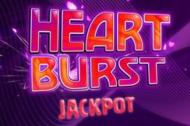 Heartburst Jackpot Slot Machine