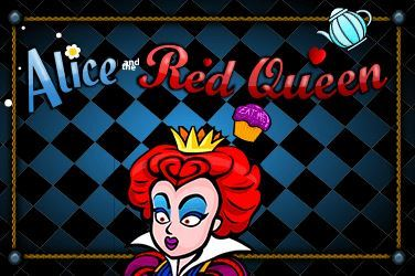 Play Alice and the Red Queen Slots on HippoZino