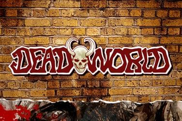 Play Dead World Slots on HippoZino