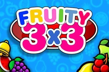 Play Fruity 3x3 Slots on HippoZino