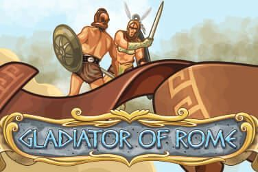 Play Gladiator of Rome Slots on HippoZino