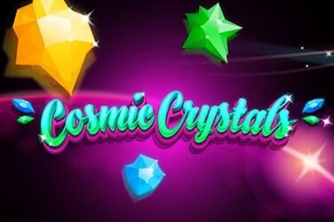 Cosmic Crystals Slot Machine
