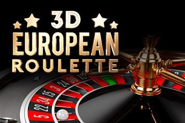 Play 3D European Roulette Casino on MaxiPlay Casino